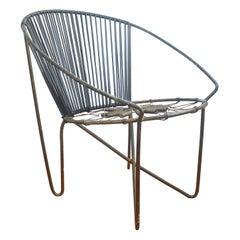 Zanine Caldas Iron Armchair for INFA
