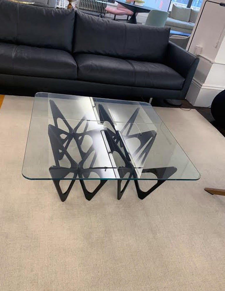 Zanotta Butterfly Coffee Table In New Condition For Sale In New York, NY