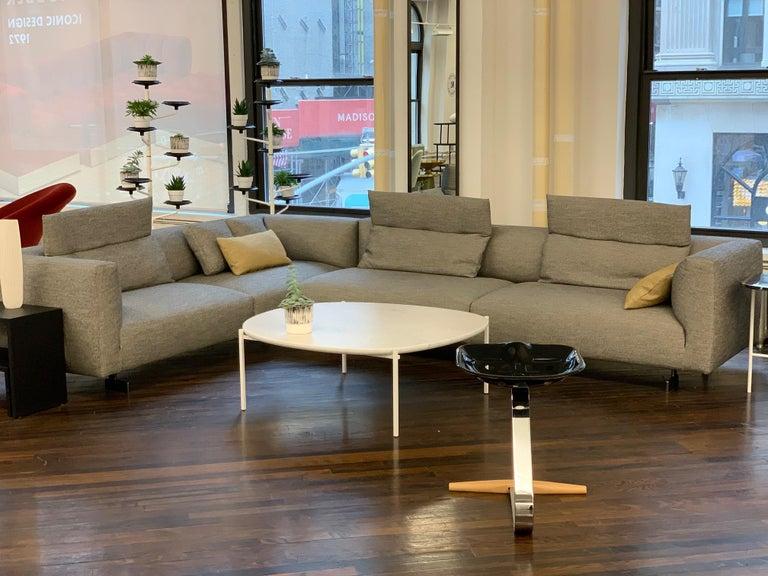 Zanotta Kim Sectional Sofa Designed by Ludovica & Roberto Palomba For Sale 4