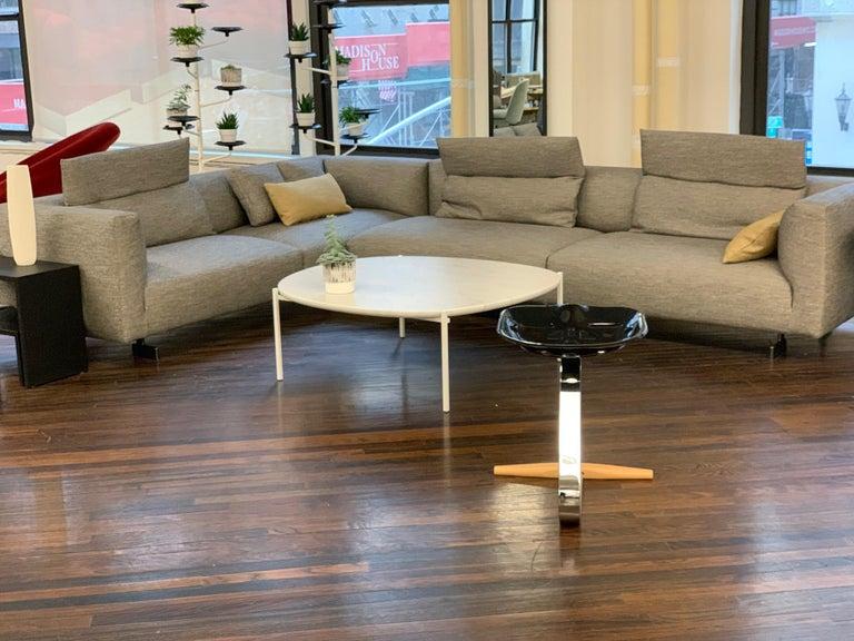 Zanotta Kim Sectional Sofa Designed by Ludovica & Roberto Palomba For Sale 5