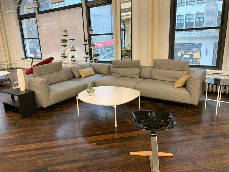 Zanotta Kim Sectional Sofa Designed by Ludovica & Roberto Palomba For Sale 6