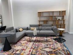Zanotta Kim Sectional Sofa RENTAL for Harriet