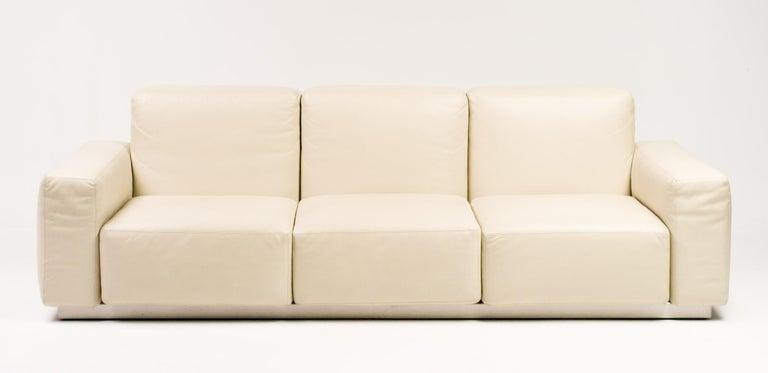 """Italian Zanotta """"Upndown"""" Living Room Set For Sale"""