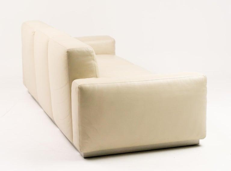"Brushed Zanotta ""Upndown"" Living Room Set For Sale"
