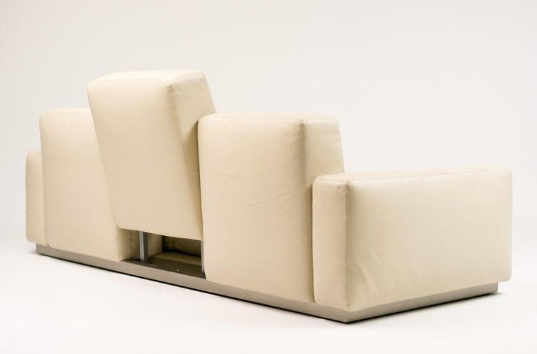 "Late 20th Century Zanotta ""Upndown"" Living Room Set For Sale"