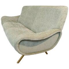 Zanuso Style Italian Sofa