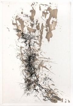 Les Terrasses de Jade - Original Etchings by Zao Wou-Ki - 1962