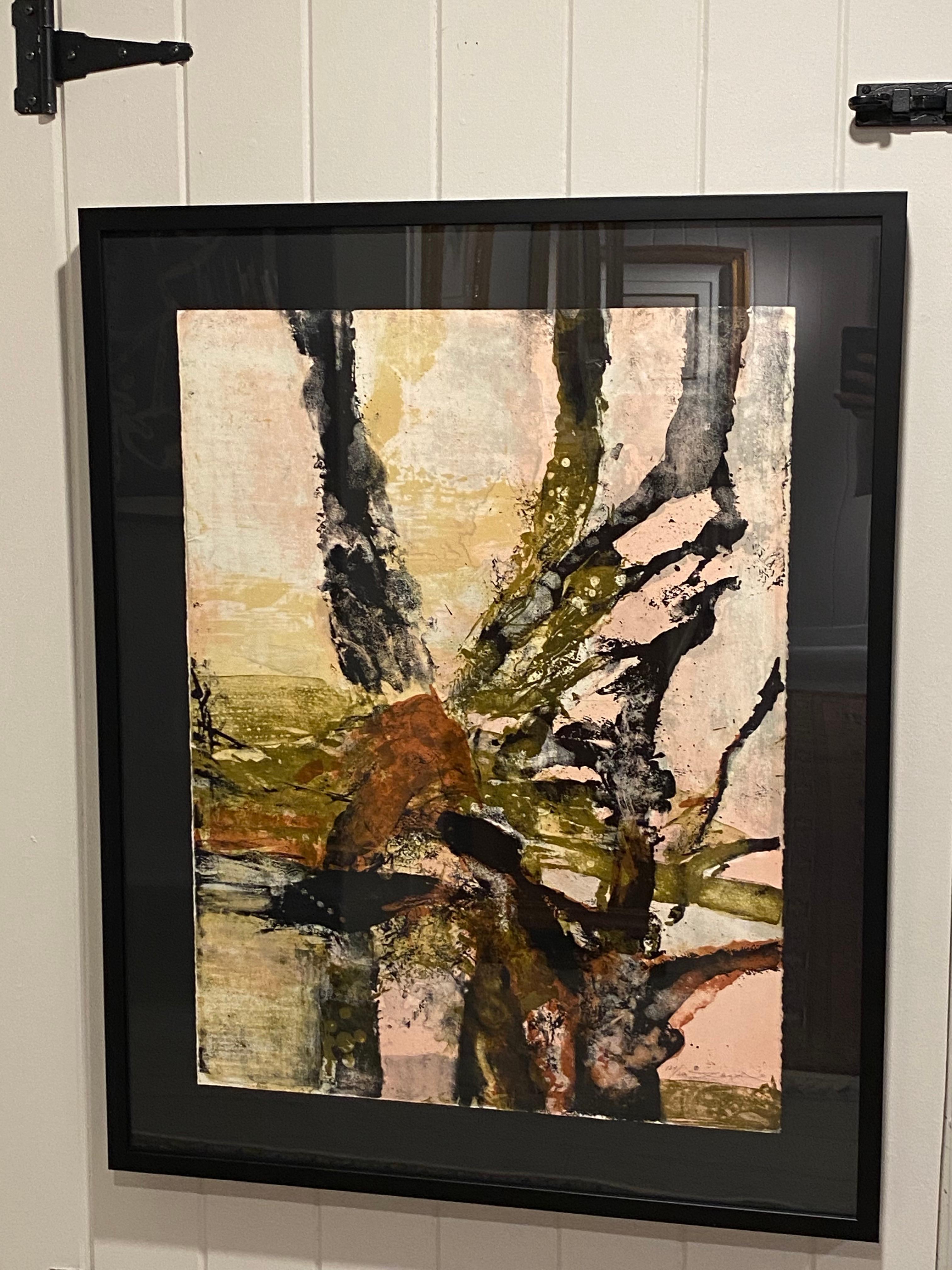 """""""Tree of Life"""" by Zao Wou-Ki"""