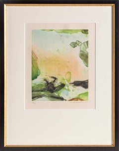 Untitled, Abstract Print by Zao Wou-Ki
