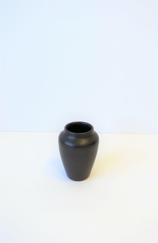 American Zark Arts & Crafts Matte Pottery Vase For Sale