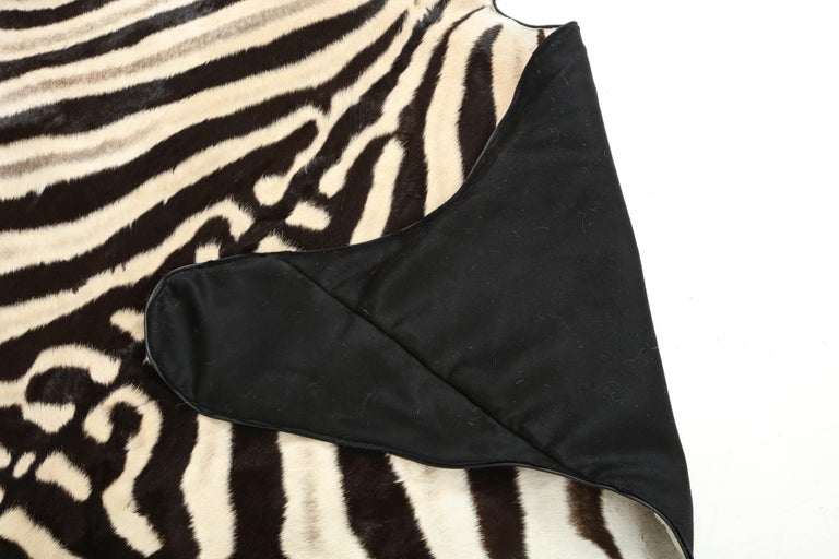 Zebra Rug For Sale 2