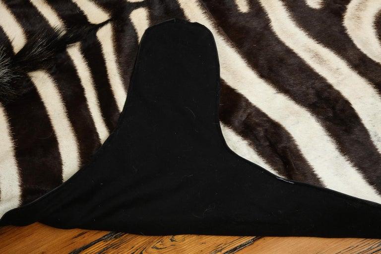 Zebra Rug For Sale 2