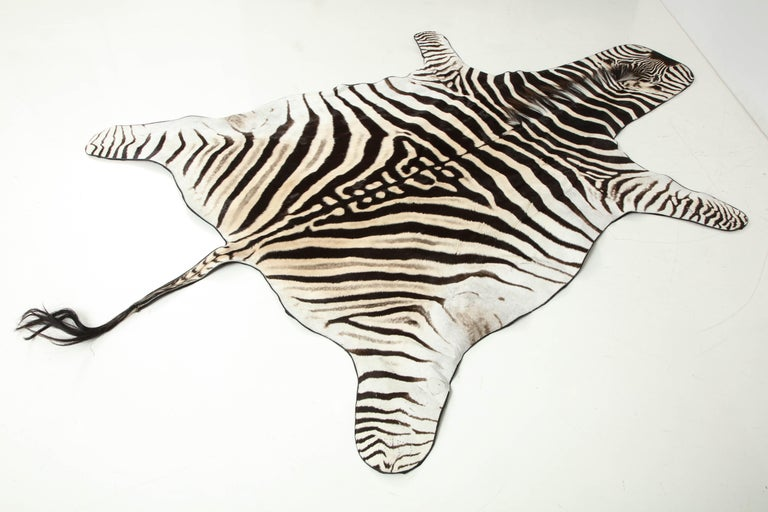 Zebra Rug For Sale 3
