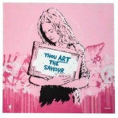 ZEDSY SAVIOUR (Hand Embellished Artist Proof)