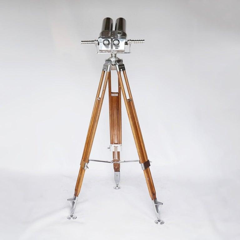 Emil Busch 10x80 WW11 Naval/Marine Binoculars  For Sale 5