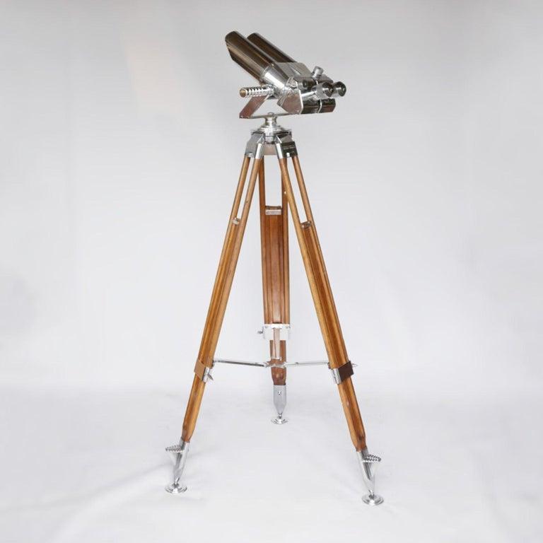 Emil Busch 10x80 WW11 Naval/Marine Binoculars  For Sale 6