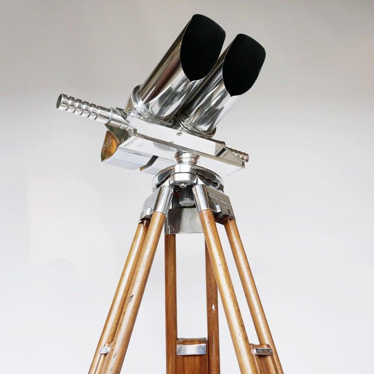 Emil Busch 10x80 WW11 Naval/Marine Binoculars  For Sale 11