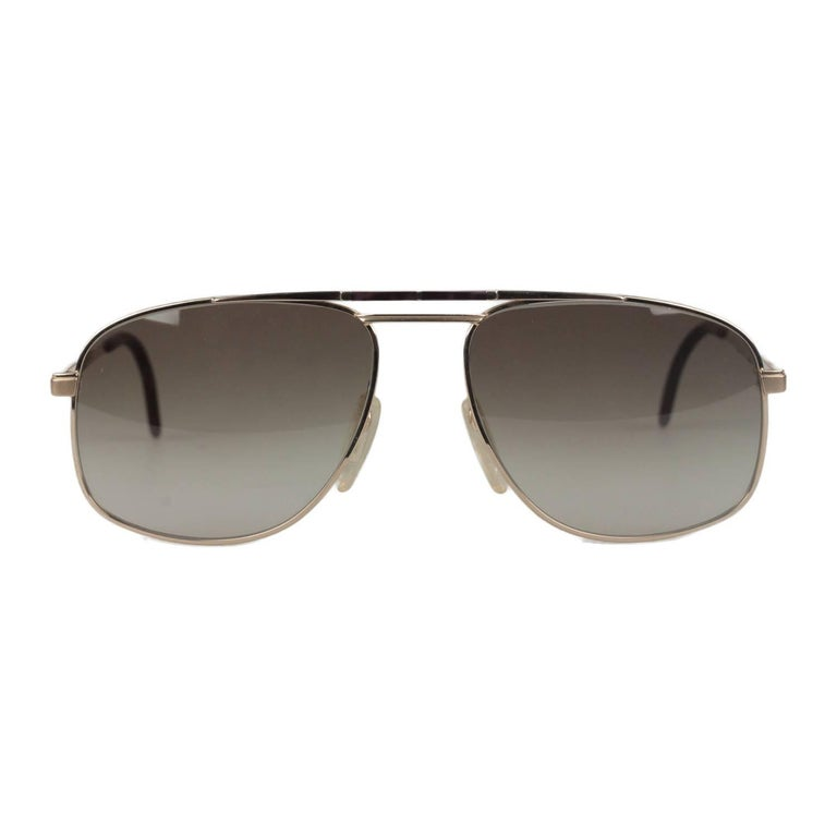 ZEISS Carat Vintage Sunglasses 5888 West Germany 56mm New Old Stock