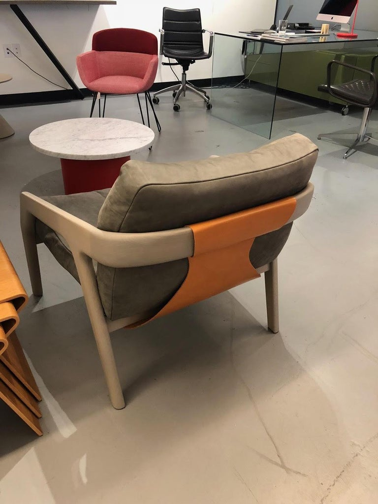 German Zeitraum Friday 1 Lounge Chair For Sale