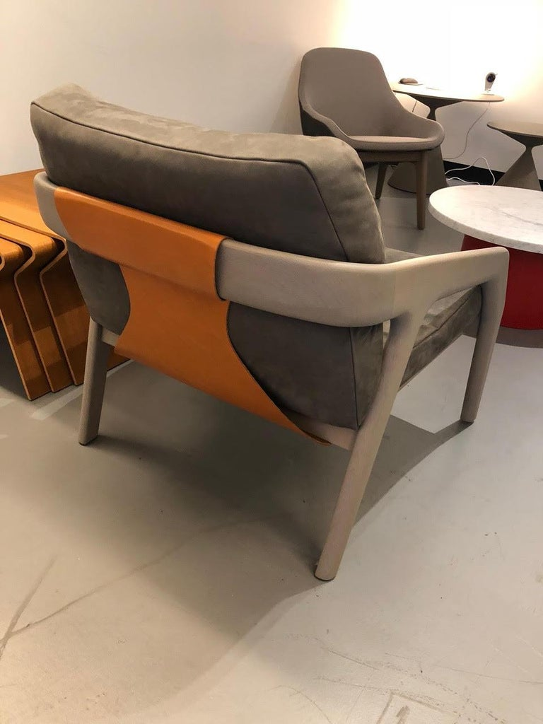 Zeitraum Friday 1 Lounge Chair In Excellent Condition For Sale In New York, NY