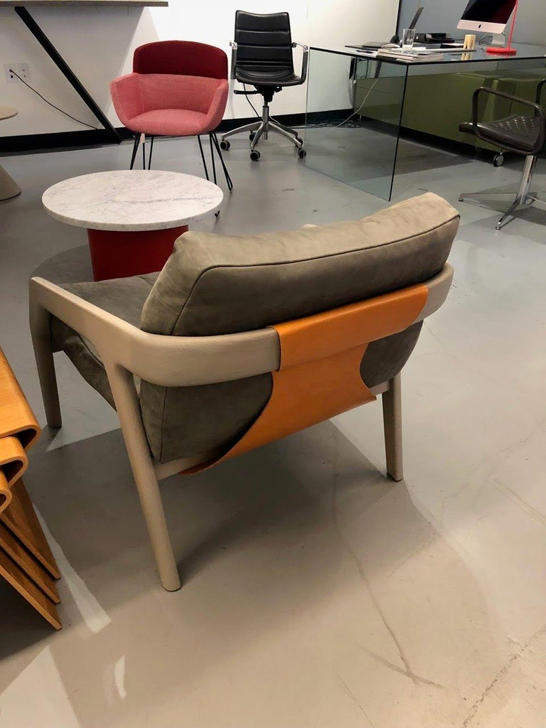 Contemporary Zeitraum Friday 1 Lounge Chair For Sale