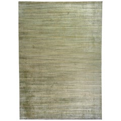 Zen Collection Green and Turquoise Rug