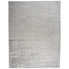Zen Collection Silver Rug