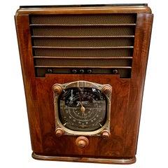 Zenith Art Deco Radio 6-S-128 Tombstone '1937' Bluetooth