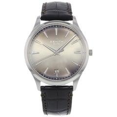 Zenith Captain Central Second Steel Automatic Men's Watch 03.2020.670/22.C498