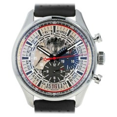 Zenith Chronomaster 03.2522.400/69.R576, Case, Certified and Warranty