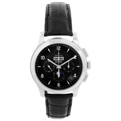 Zenith Class T Moonphase Men's Stainless Steel Watch 03.0510.4100