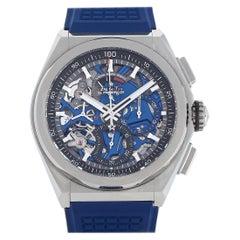Zenith Defy El Primero 21 Chronograph Men's Watch 95.9002.9004/78.R590