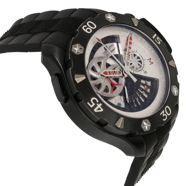 Zenith Defy Extreme 96.0525.4021/21.R642 Men's Watch in Titanium For Sale 1