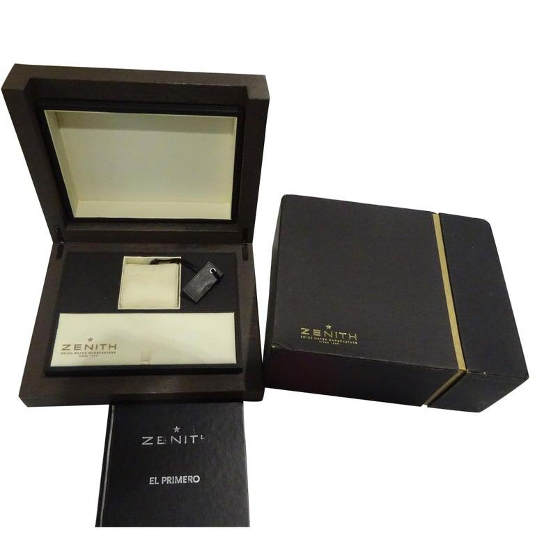 Zenith Defy Extreme 96.0525.4021/21.R642 Men's Watch in Titanium For Sale 2