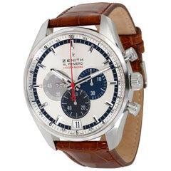 Zenith El Primero 03.2041.4052 Men's Watch in Stainless Steel