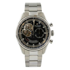 Zenith El Primero Chronomaster 03.2080.4021/21 Men's Watch with Papers