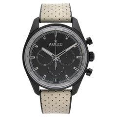 Zenith El Primero Range Rover Ceramic Grey Dial Watch 24.2040.400/27.R797