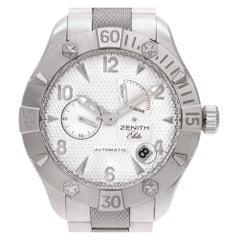 Zenith Elite 03.0516.685.21, Beige Dial, Certified and Warranty