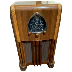 Zenith Model 6S254 Console Radio '1938', Bluetooth