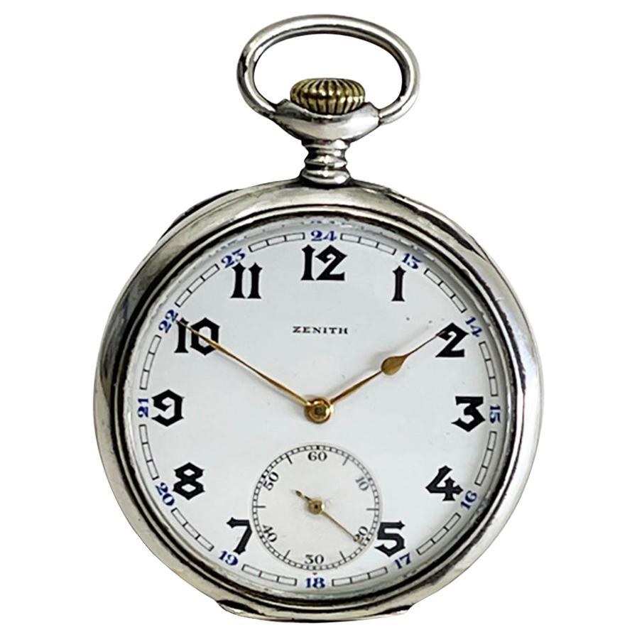 Zenith Pocket Watch Grand Prix Paris, 1900