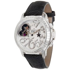 Zenith Starissime 45.1232.4021, White Dial, Certified and Warranty