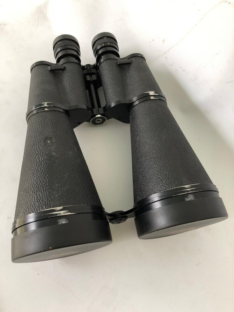 Late 18th Century Zenith Tempest 20 X 80 Binoculars For Sale