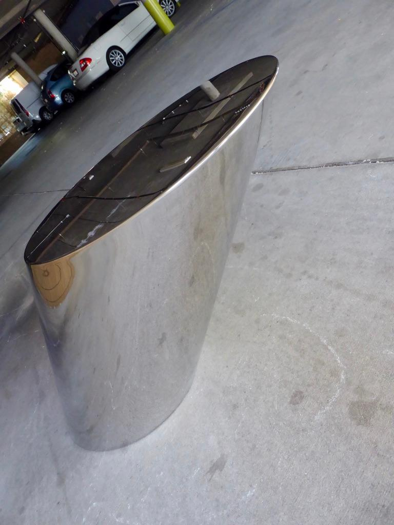 Zephyr Side Table Designed by J. Wade Beam for Brueton 2