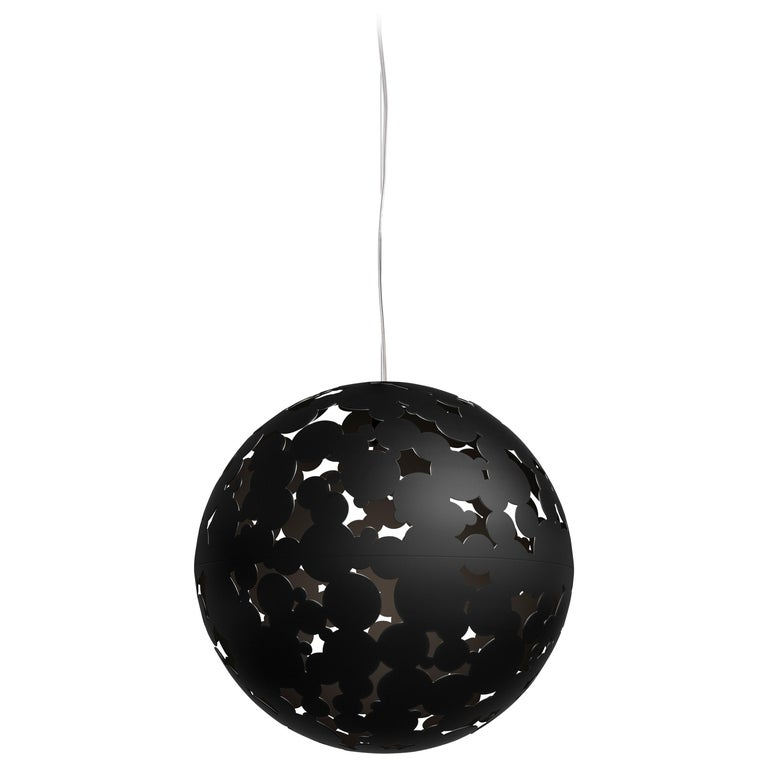 Zero Camouflage 500 Pendant in Black by Front Design For Sale