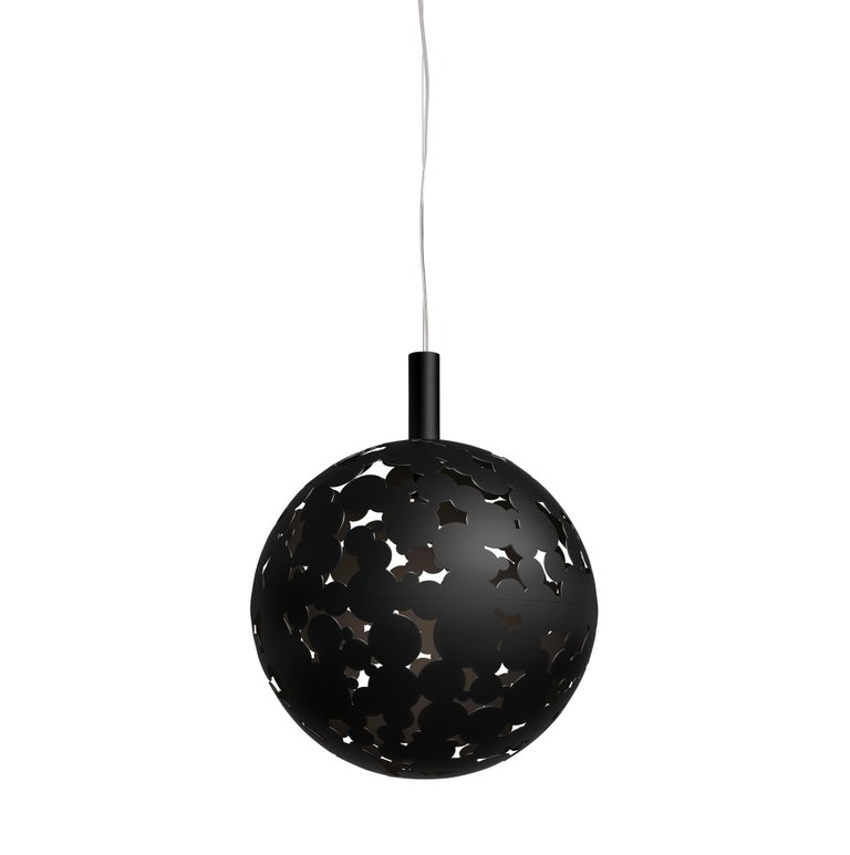 Zero Camouflage 800 Pendant in Black by Front Design For Sale