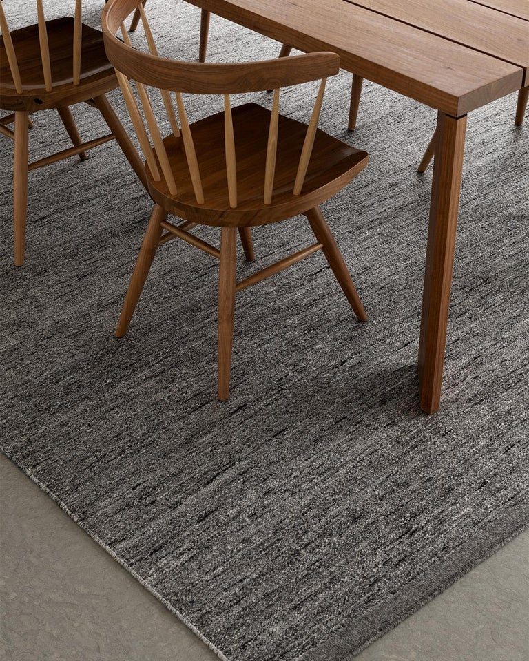 The Zero collection is a celebration of wool in its most pure state. Durable handwoven rugs made with our best quality European wool, with zero dye - uncolored - to reveal the natural characteristics of the raw fibers. This timeless Minimalist