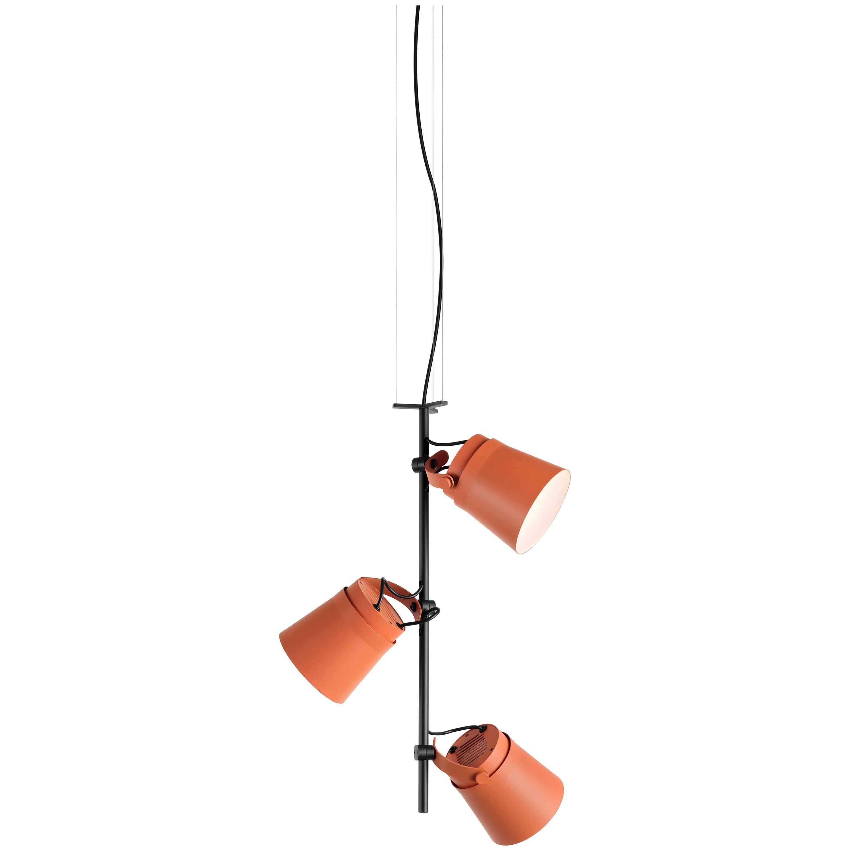 Zero LED Ginza Vertical Pendant by Note Design Studio