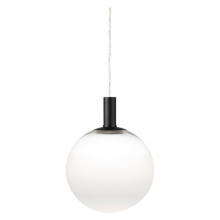 Zero Medium Fog Pendant in Black by Front Design, 1stdibs NY For Sale
