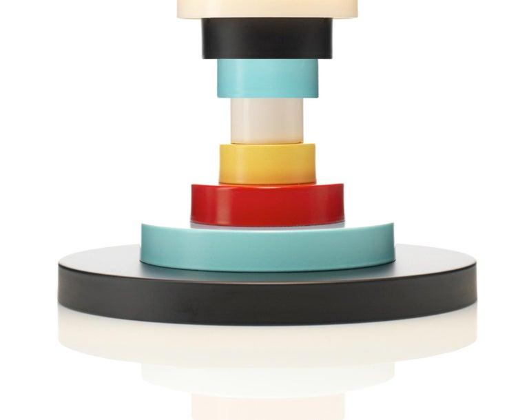 Zero PXL Table Lamp in Multi-Color by Fredrik Mattson 2