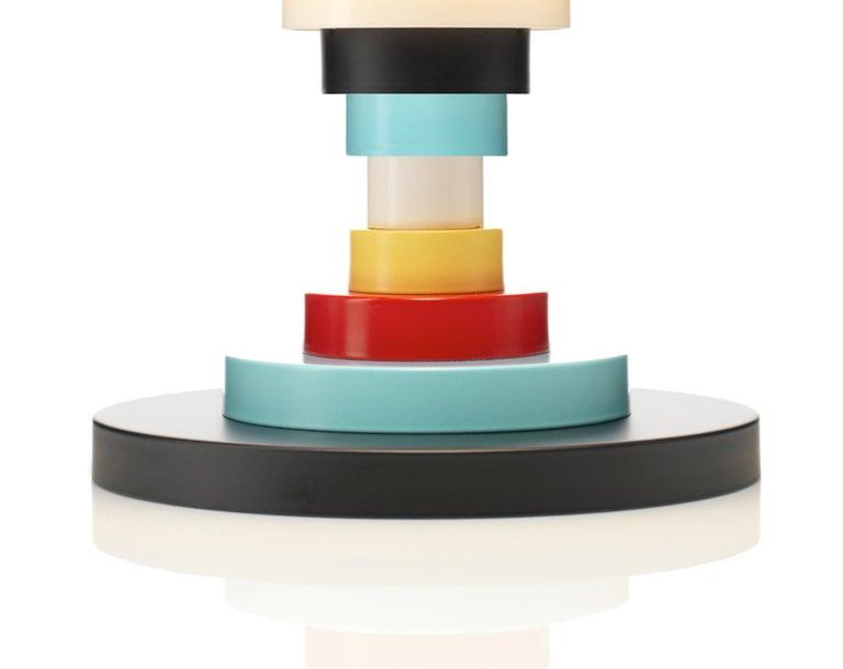 Zero PXL Table Lampe in Multi-Color von Fredrik Mattson 2